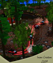 Rallycrossin' by onensane