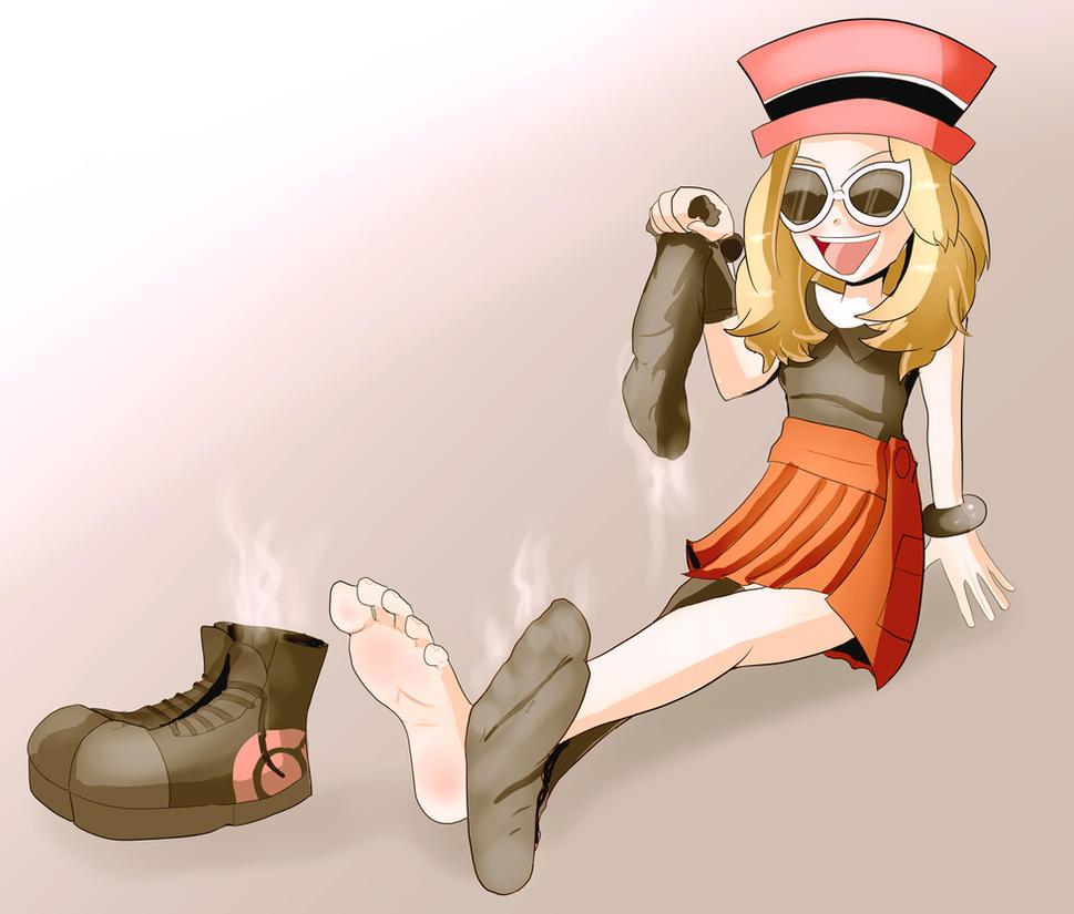 Sock it to me by Digi-runner