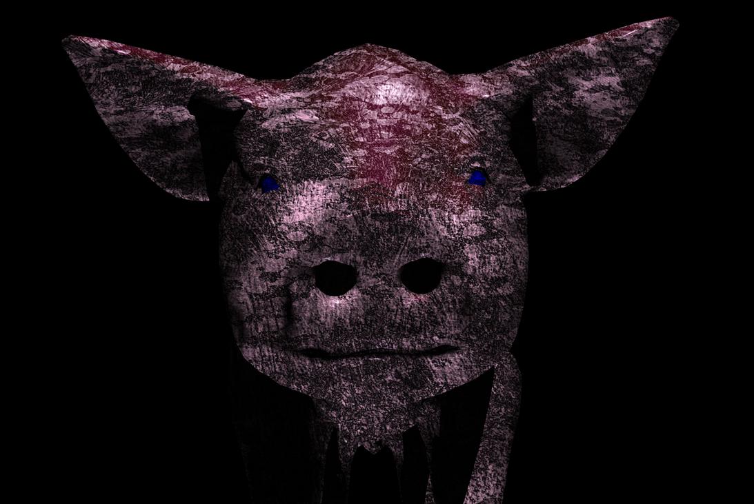 3D Piggy by ArtOrca