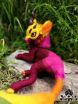 Soda - Minkin Art Doll by BeanBread
