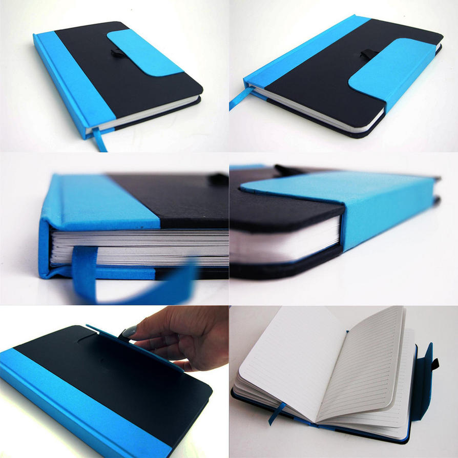 Libretas, NoteBook, SketchBook, Encuadernacion by abimael83