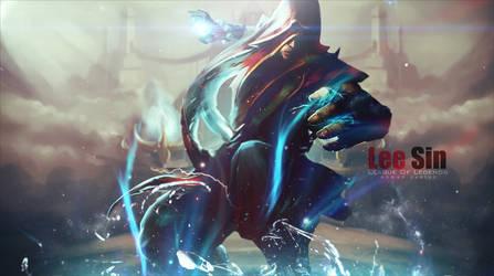 Lee-sin by Dark-5layer