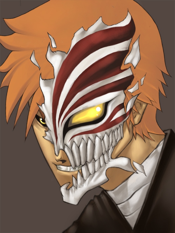 Ichigo Hollow by ejslayer