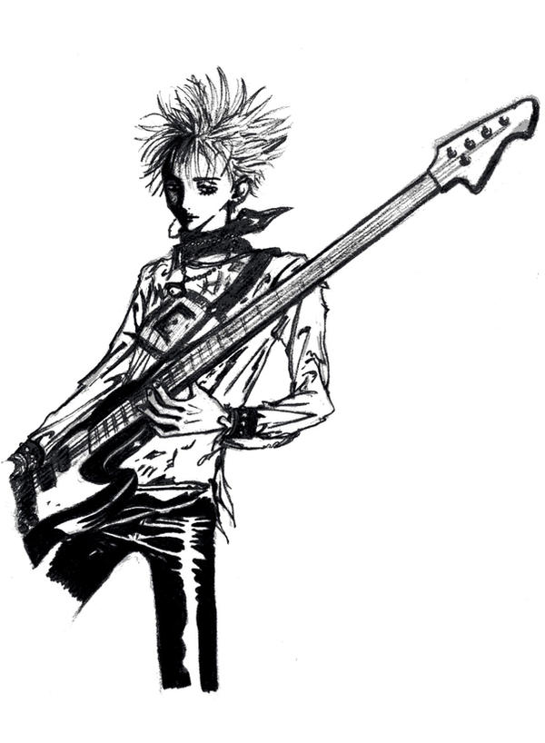 Shin on Bass by Avanthar
