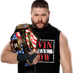 KEVIN OWENS UNITED STATES CHAMPION PNG 2017