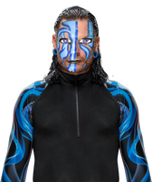 JEFF HARDY (BROTHER NERO GIMMICK) 2017 PNG by Antonixo02