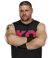 KEVIN OWENS 2017 PNG by Antonixo02
