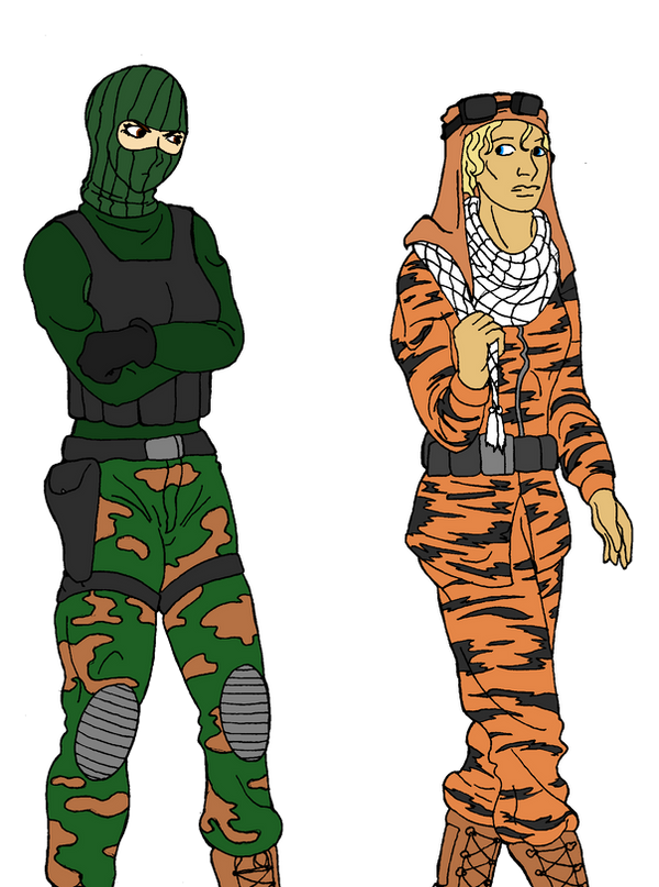 Genderbent G.I. Joe 2 by 2138 on DeviantArt