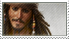 Jack Sparrow stamp by snow-jemima
