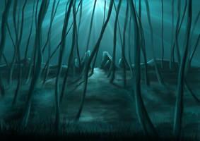 undersea by snow-jemima