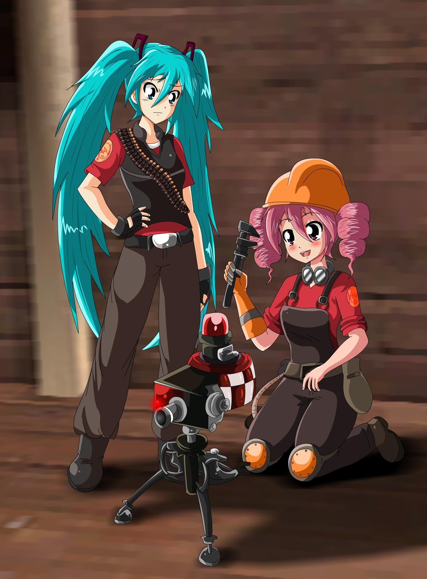 Ain't That a Cute little gun by bocodamondo