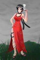 Ada Wong by bocodamondo