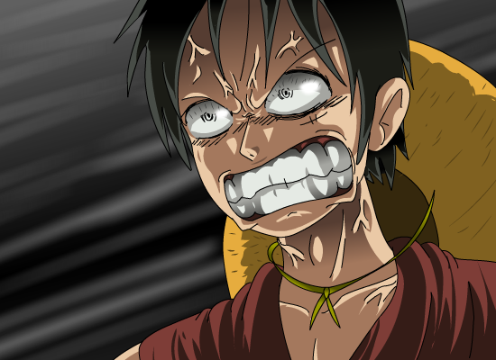 luffy angry wwwpixsharkcom images galleries with a bite