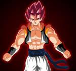Super Saiyan God Gogeta