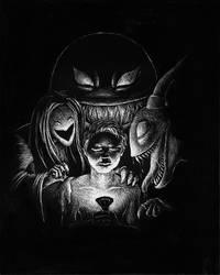 Darkness by trivostudio