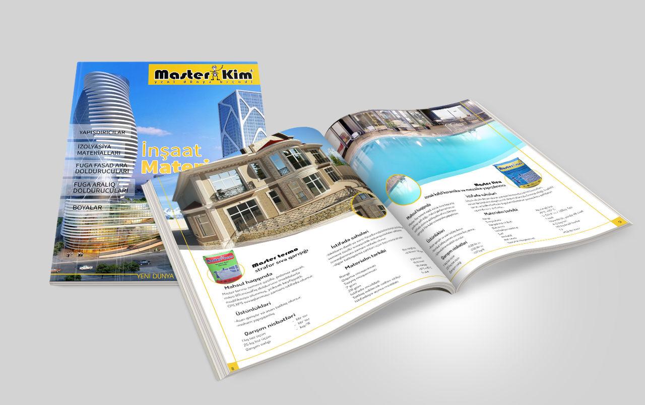 Master Kim Insaat Materiallari catalog