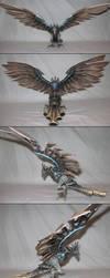 League of Legends - Anivia by Zaera