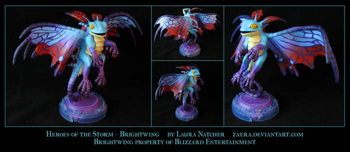 Heroes of the Storm - Brightwing