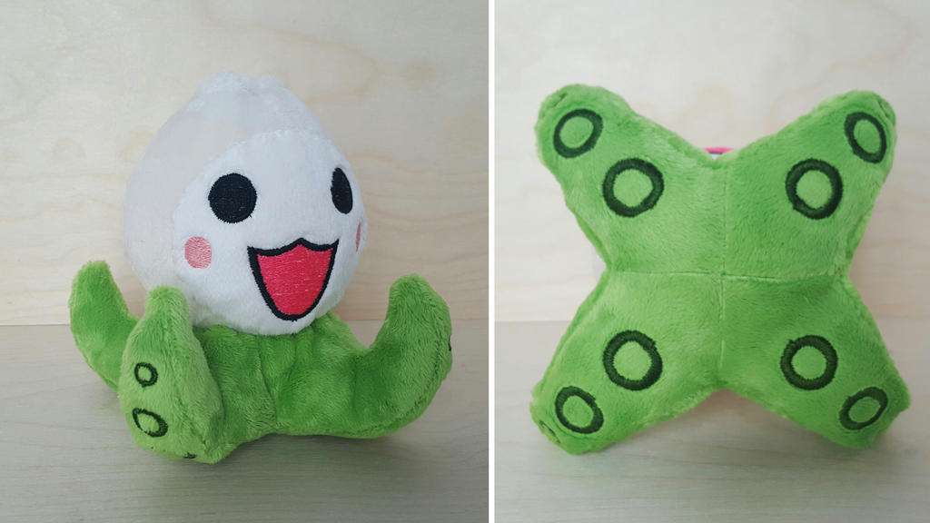 Overwatch Pachimari Plush by Zaera
