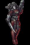 The Meta-Huntress by rhardo