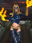 Miss Zzap New look  By Furbs3d