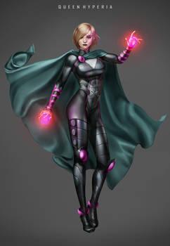 Queen Hyperia by Moonarc