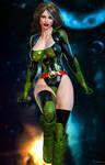Hyperwoman/Future Chelsea Sawyer