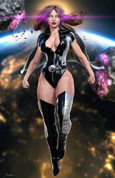 Hyper Girl: Back in Black