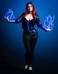 New Anti-Heroine: Blue Lighting