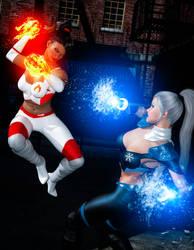 Rivalry: Fire vs Ice