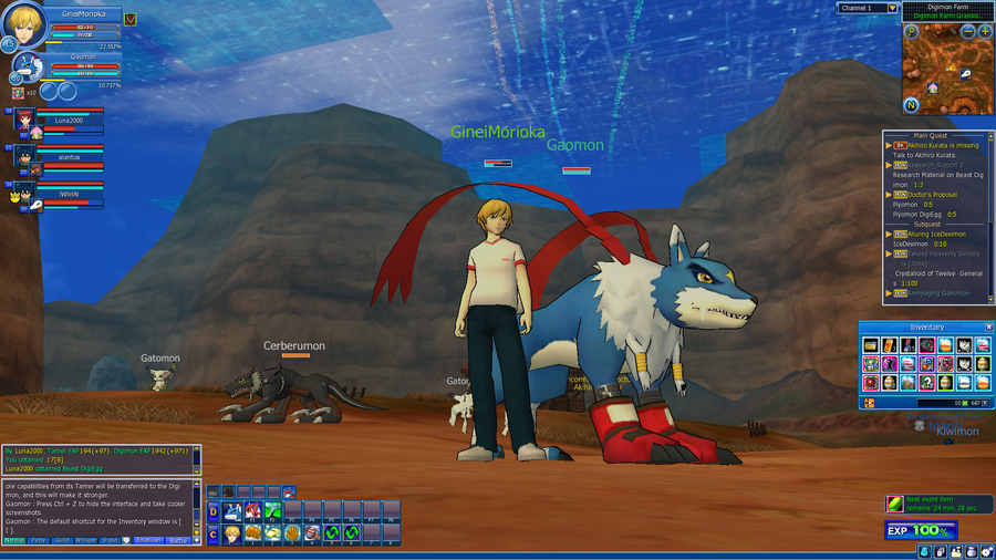 download digimon masters for free
