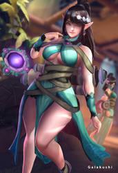 Ying by Galakushi