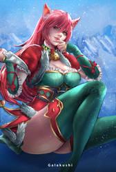 Merrymaker Maeve by Galakushi