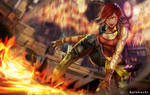Lilith - The Firehawk