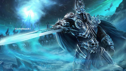 Lich King by Galakushi