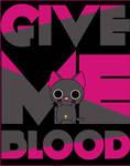 Nyanpire Give Me Blood
