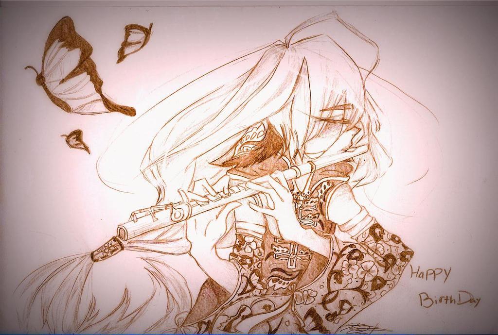 Flute2 by kikiwood5
