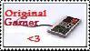 Gamer - Stamp by Shinji-Sama