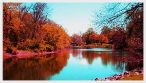 Autumn's Reflection by Shinji-Sama