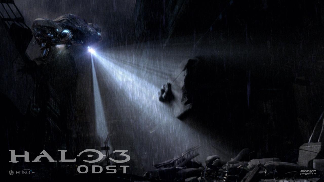 Halo 3 Odst Wallpaper 4 By Dragun9500 On Deviantart