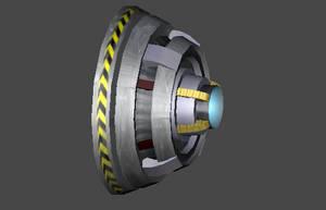Ion engine WIP