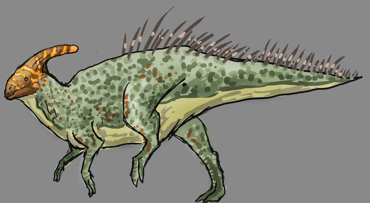 dino dan parasaurolophus - photo #15