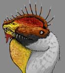 Day 19 - Dilophosaurus wetherilli