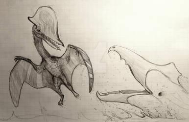Pterocetoid Ambush