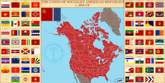 Union of Socialist American Republics