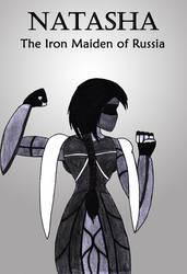 Natasha, The Iron Maiden of Russia by Twogadia
