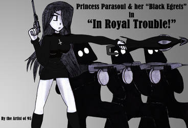 Parasoul 'In Royal Trouble'! by Twogadia