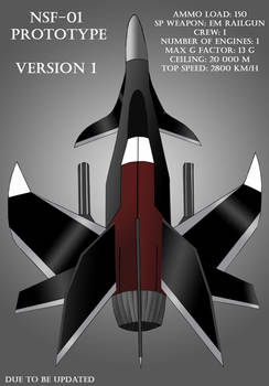 NSF-01 Prototype Version 1