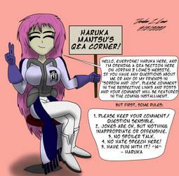 Haruka's Q  A Corner!