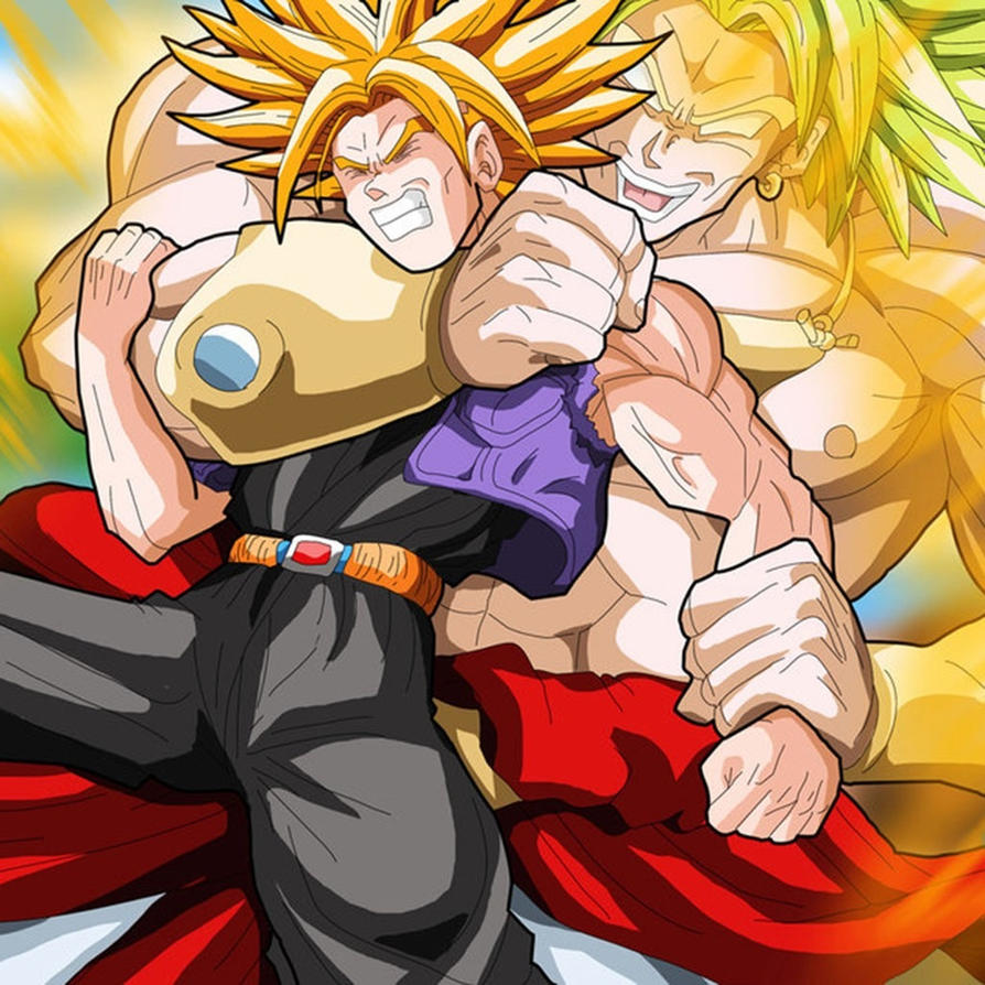 broly wallpaper android